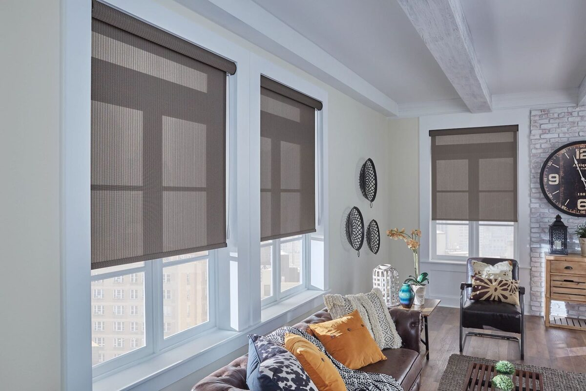What Are Solar Shades?